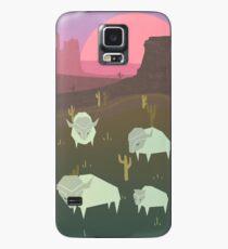 Bison Hülle & Klebefolie für Samsung Galaxy