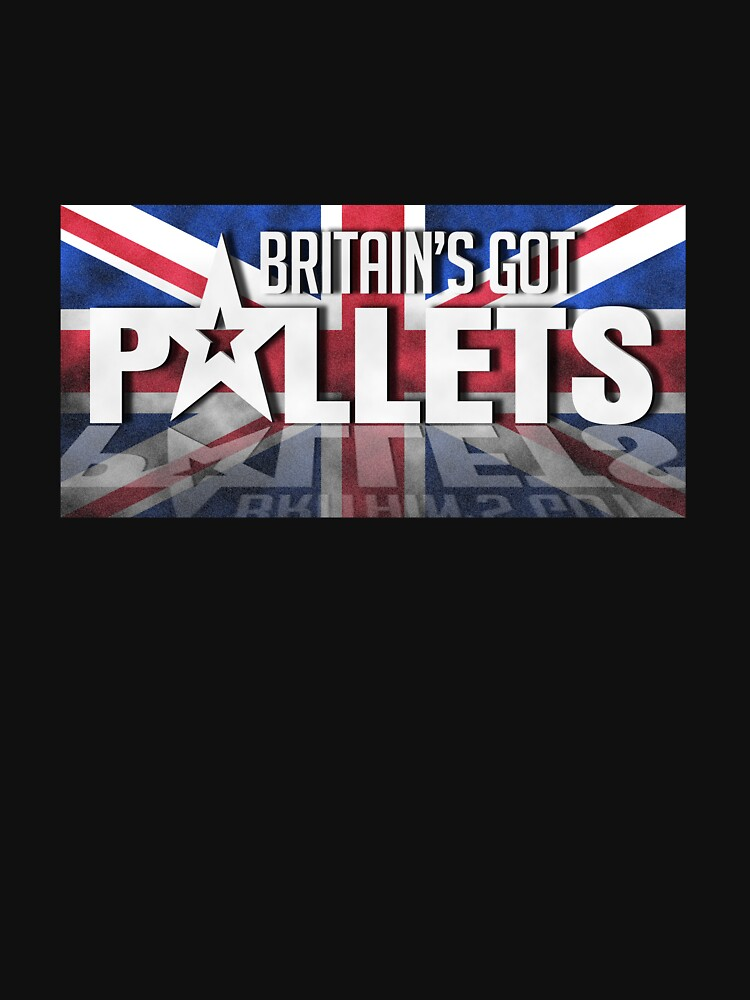 Britain's Got Pallets by brianftang