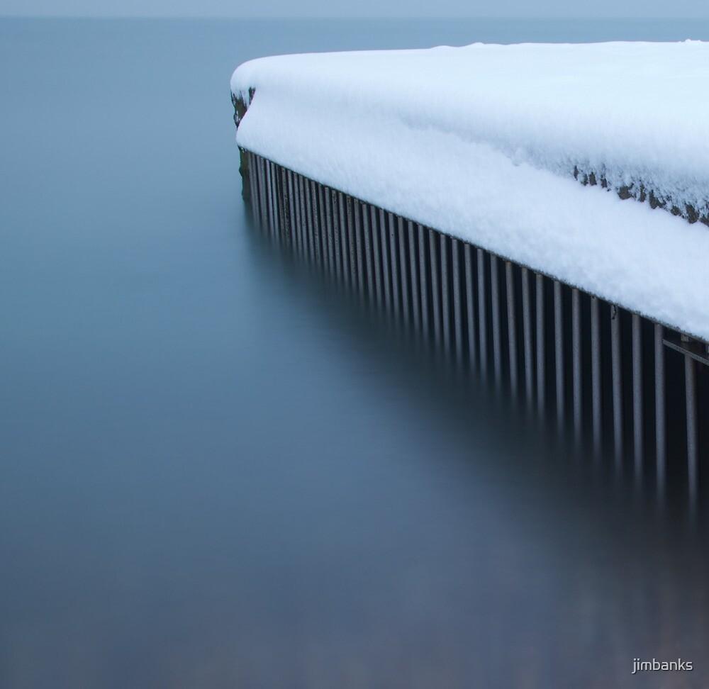 Snowy promontory by jimbanks
