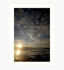 Sapphire Coast - Australia Art Print