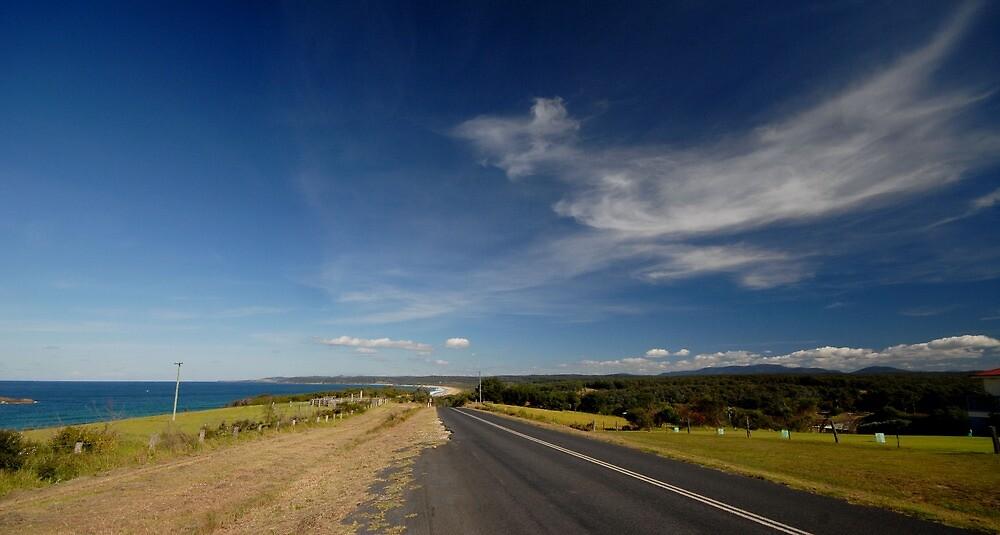 Australia coast by victoria  tansley