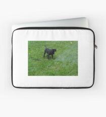 black lab puppy Laptop Sleeve