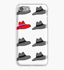 carter's hat iPhone Case/Skin