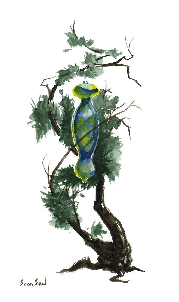 Little Tree 86 by Sean Seal