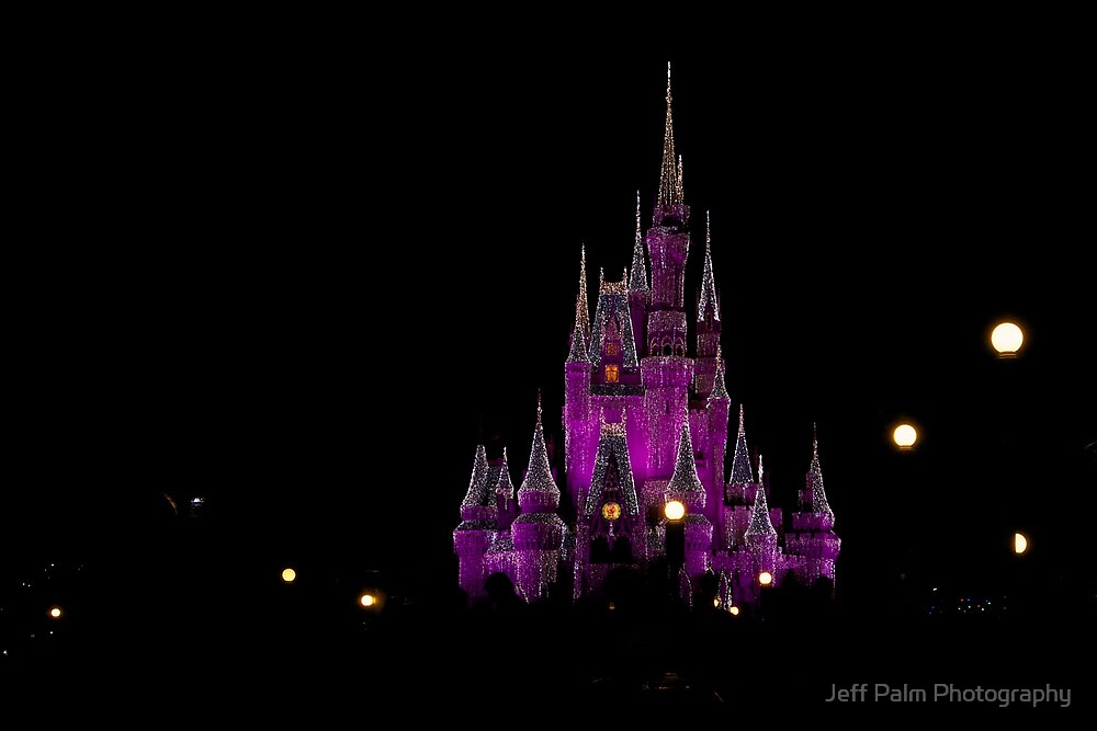 Princess Castle by Jeff Palm Photography