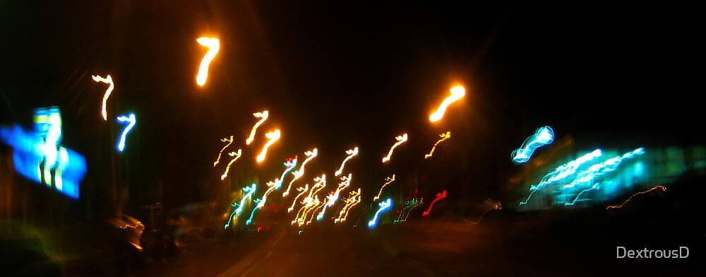 Night Lights4 by DextrousD