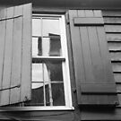 Hermann Grima House Window by AnalogSoulPhoto