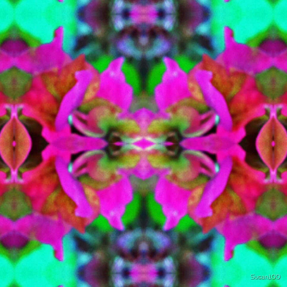 Pink Hydrangea 1 by Susan100