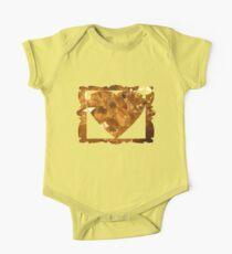 bunches of glass grapes Kids Clothes