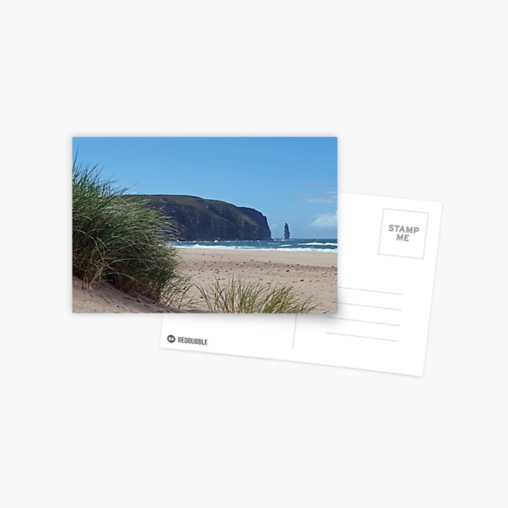 Sandwood Bay Postcard