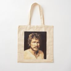 Gordon Lightfoot, Music Legend Cotton Tote Bag