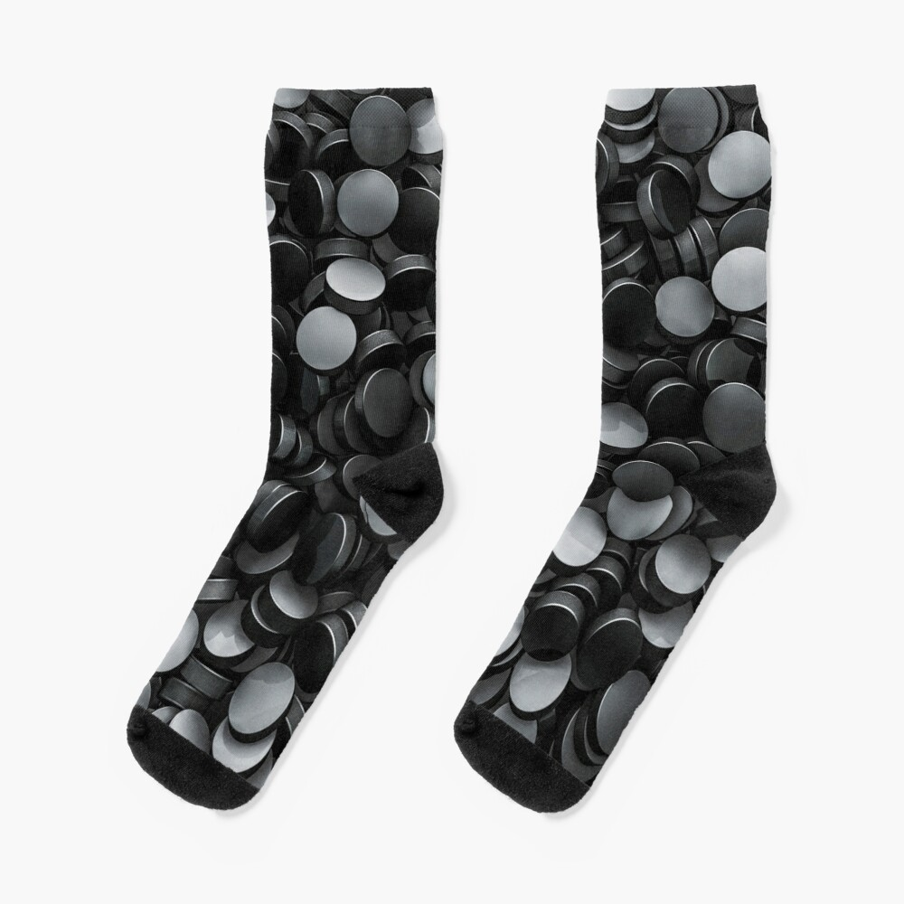 Hockey pucks Socks