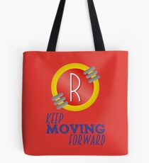 Keep Moving Forward - Meet the Robinsons Tote Bag