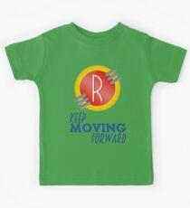 Keep Moving Forward - Meet the Robinsons Kids Tee