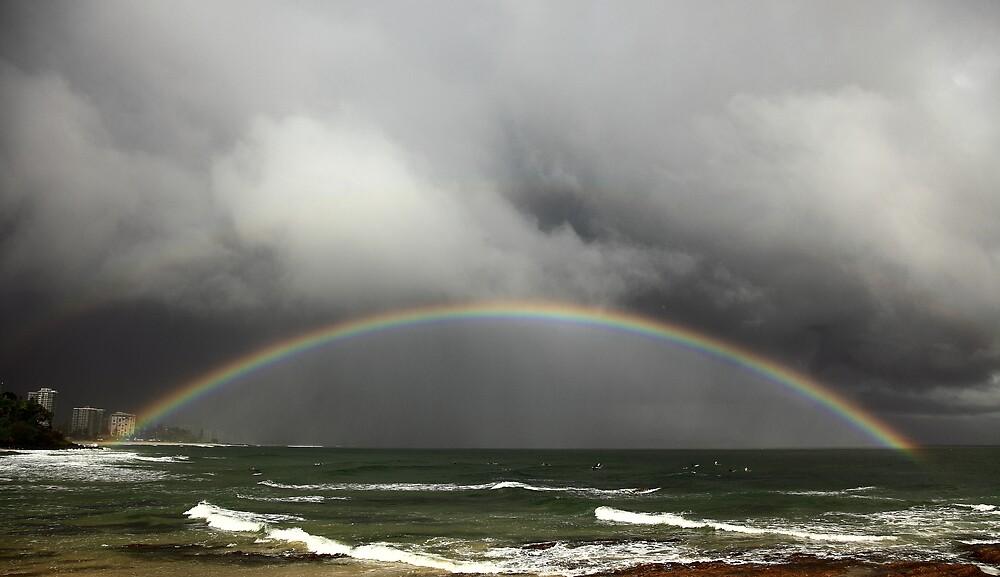 PWG>0026 - Rainbow Bay by Paul Manning