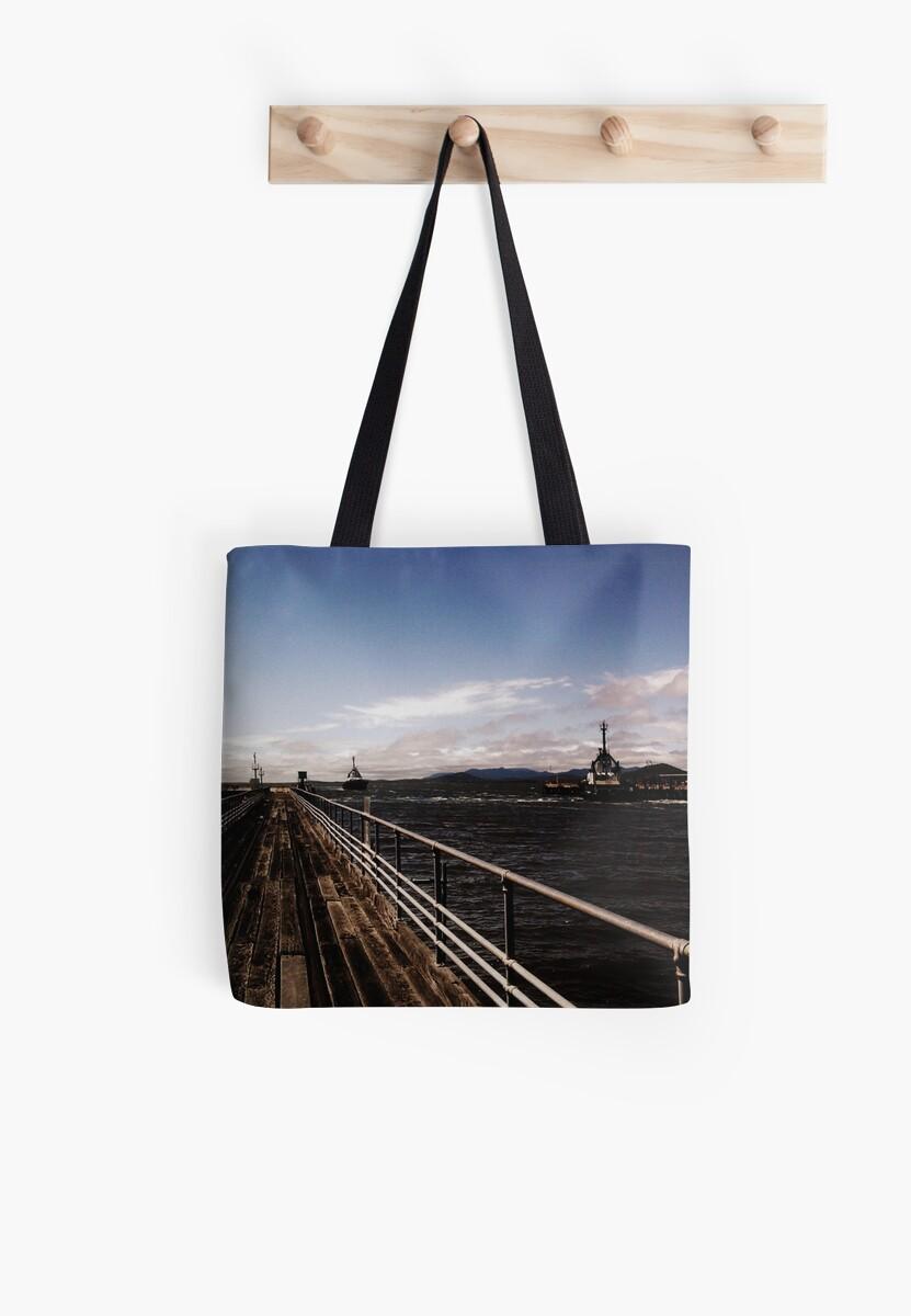 the Bowen Pier by JamesPoole