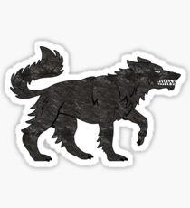 Direwolf Sticker