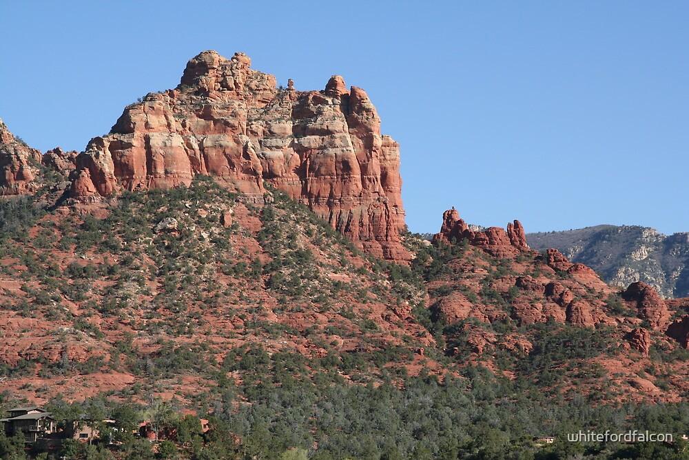 Red Rocks -- Sedona by whitefordfalcon