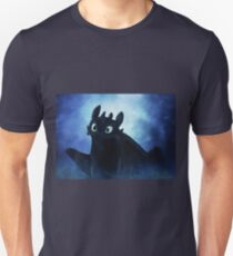Toothless - painting T-Shirt