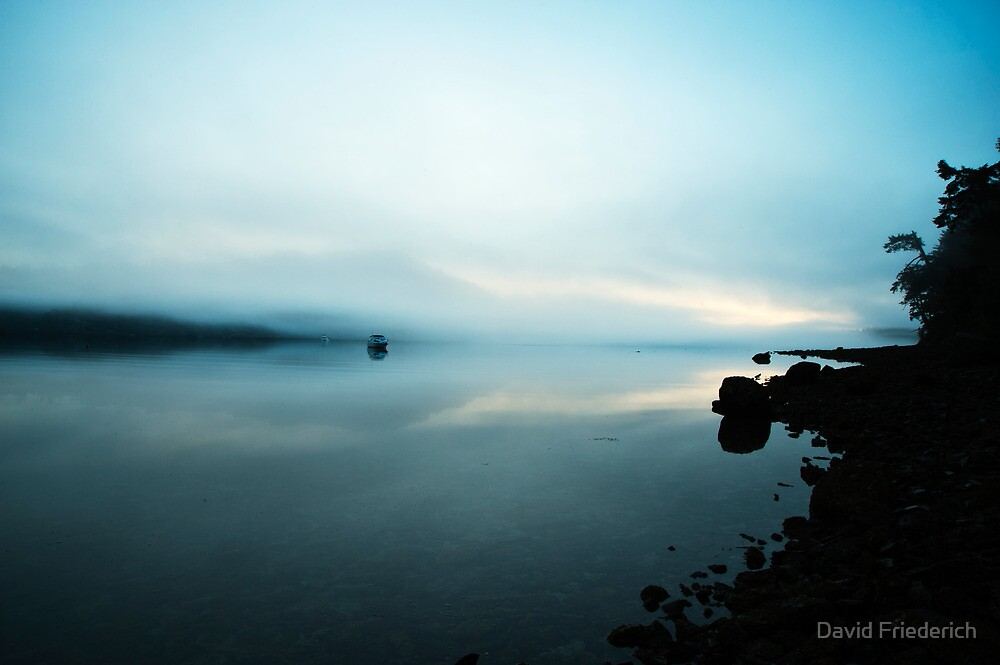 Early Morning by David Friederich