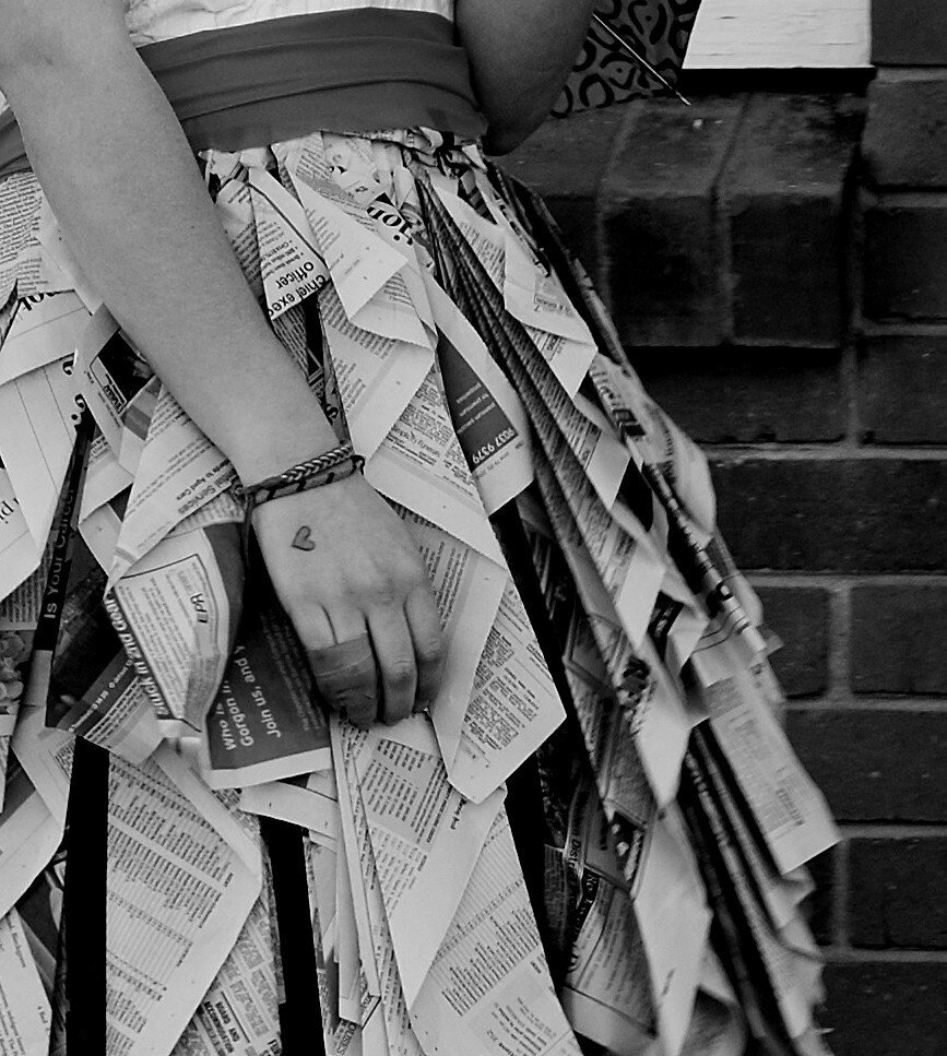 Paper hearts by SophieBuchanan