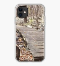 Sourland Mountain Trails iPhone Case