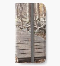 Sourland Mountain Trails iPhone Wallet/Case/Skin