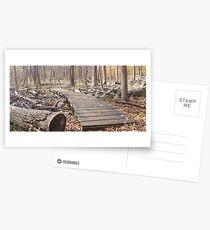 Sourland Mountain Trails Postcards