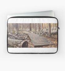 Sourland Mountain Trails Laptop Sleeve