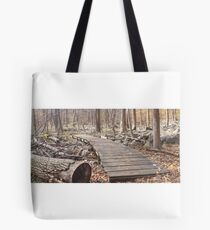 Sourland Mountain Trails Tote Bag