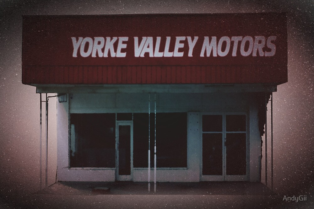 Yorke Valley Motors by AndyGii