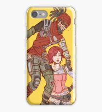 mordy & lilith iPhone Case/Skin