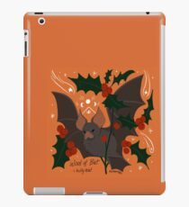 Witch's Brew: Wool of Bat iPad Case/Skin