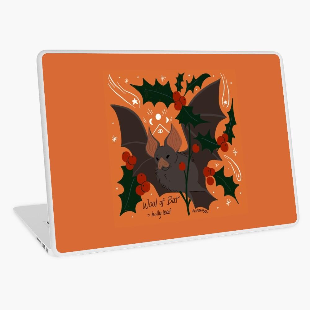 Witch's Brew: Wool of Bat Laptop Skin
