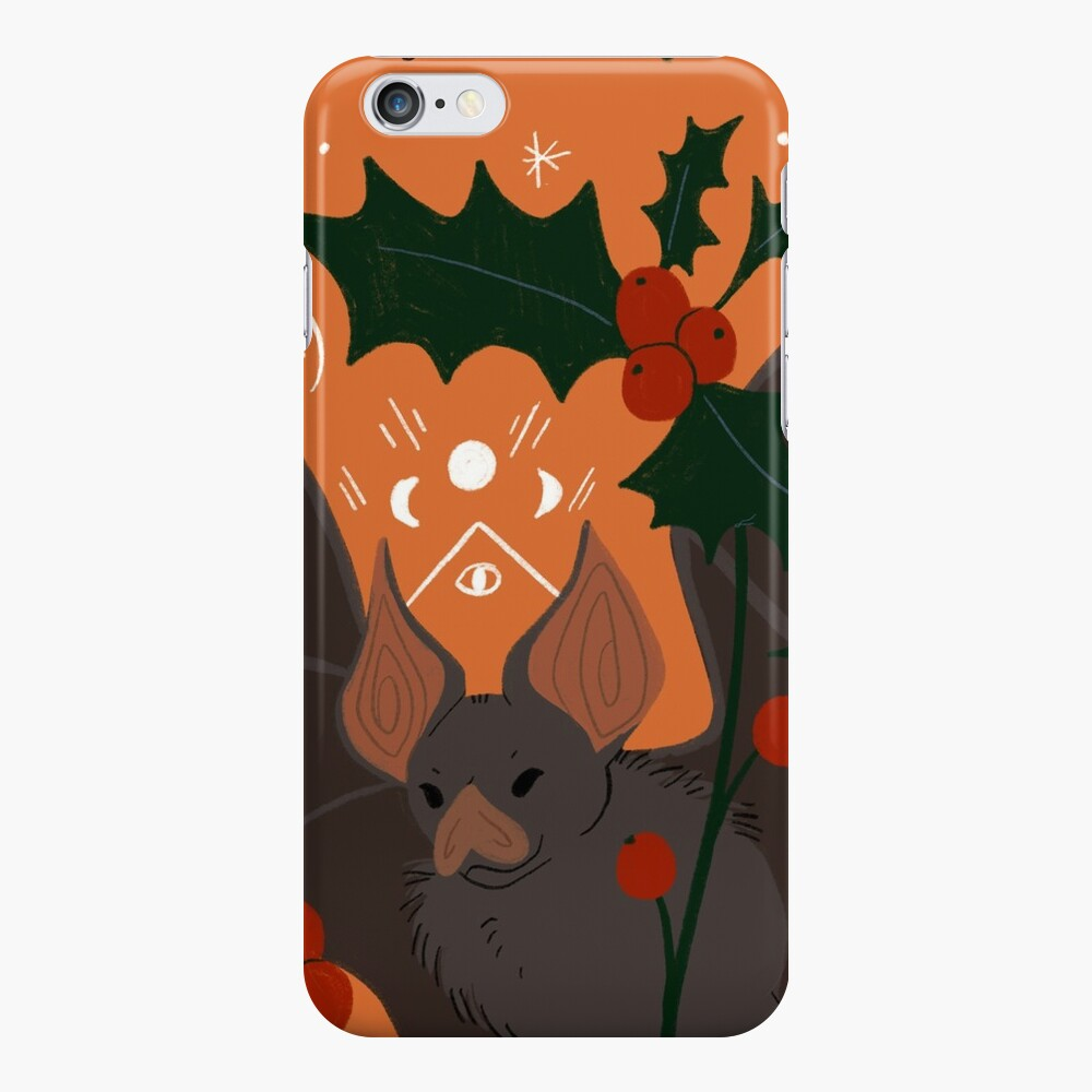 Witch's Brew: Wool of Bat iPhone Case & Cover