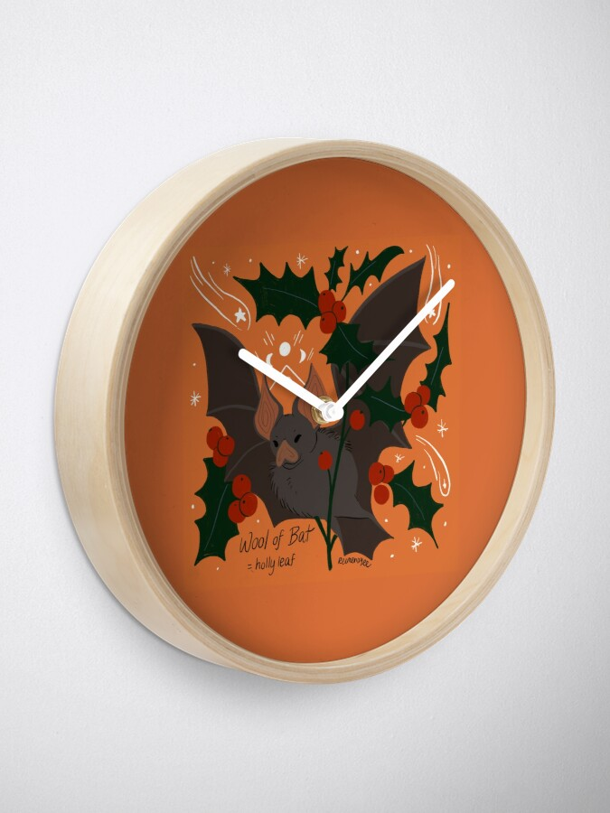 Alternate view of Witch's Brew: Wool of Bat Clock