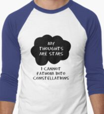 TFIOS - My thoughts are stars T-Shirt