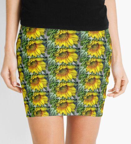 Rising Sun Mini Skirt