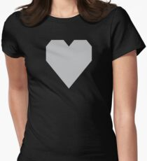 Silver Sand Women's Fitted T-Shirt
