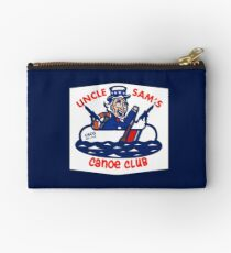 Uncle Sam's Canoe Club - Full Logo Zipper Pouch