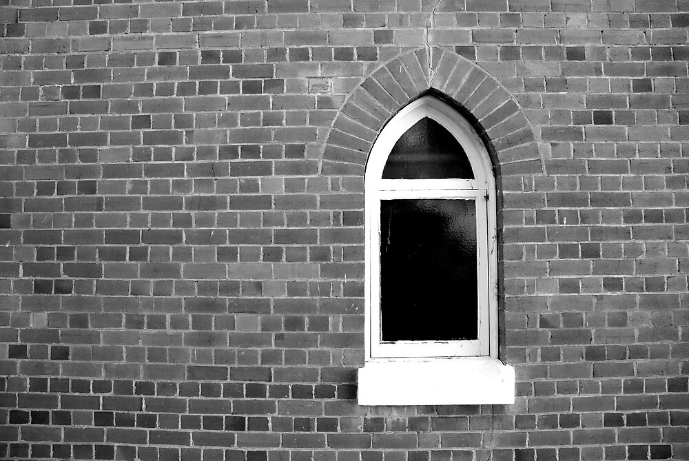 Church Window by lseary
