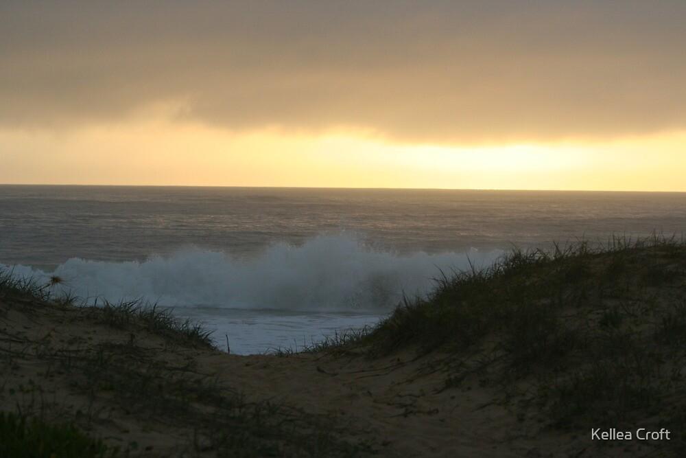 Sunrise at Culburra Beach, Australia by Kellea Croft