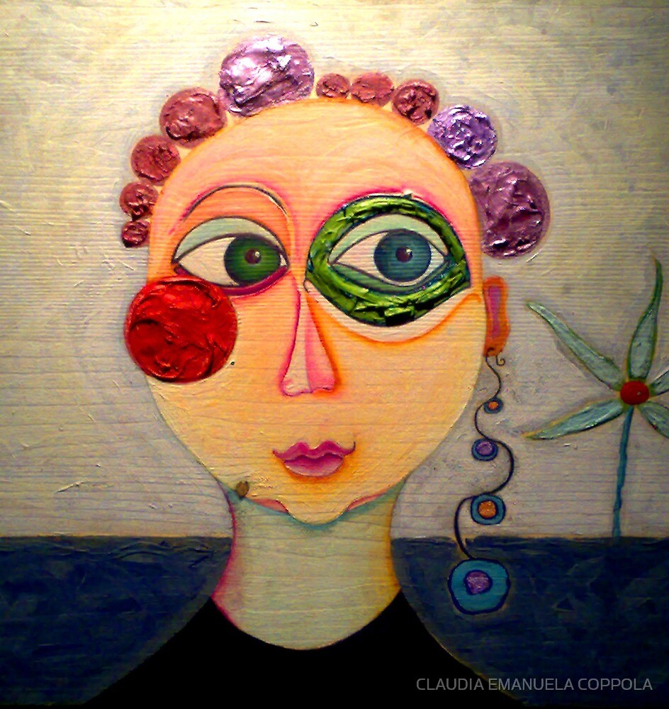 "NICE- TRILOGY ""WOMEN"" by CLAUDIA EMANUELA COPPOLA"