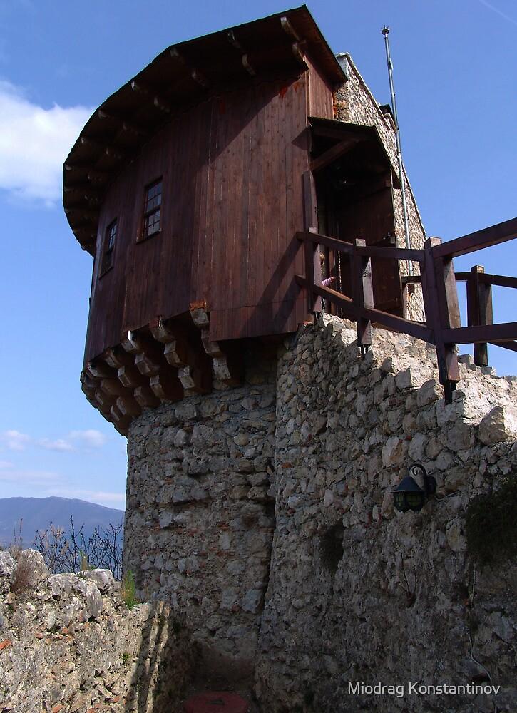 Petrele Castel by Miodrag Konstantinov