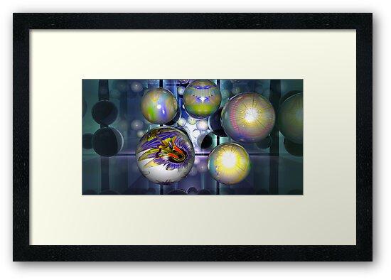 THE FRACTAL BALL by Ann Morgan