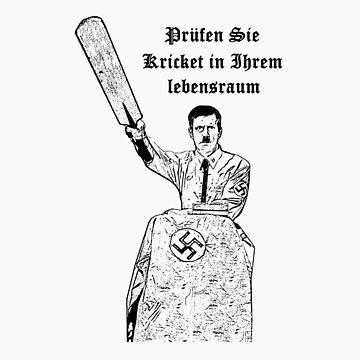 Test Cricket Fascist  by crazyhorse