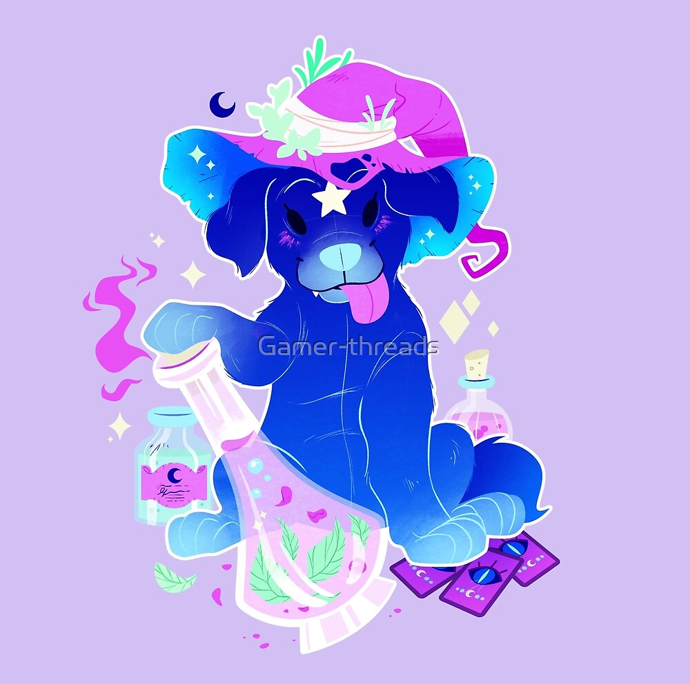 Potion Pup by Gamer-threads