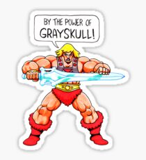 Masters of the Universe: Heman Sticker