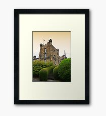 Lumley Castle: The Perfect Wedding Venue Framed Print
