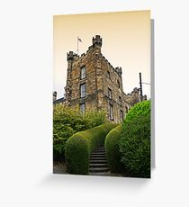 Lumley Castle: The Perfect Wedding Venue Greeting Card